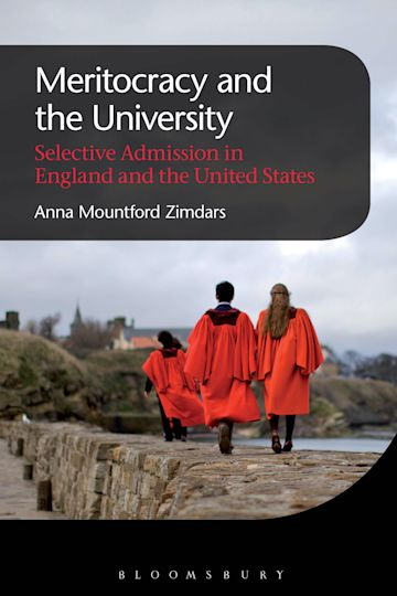 Meritocracy and the University cover