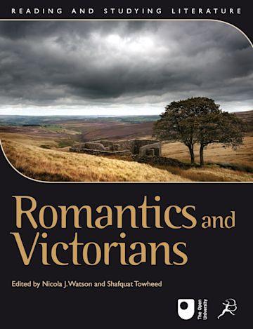 Romantics and Victorians cover
