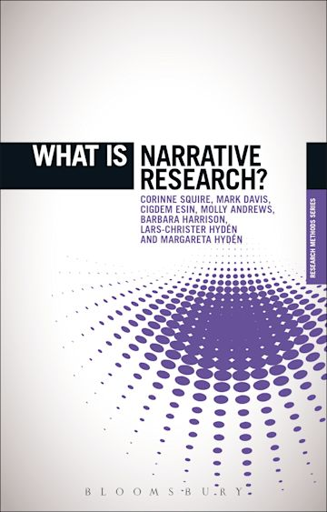 What is Narrative Research? cover