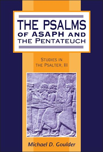The Psalms of Asaph and the Pentateuch cover