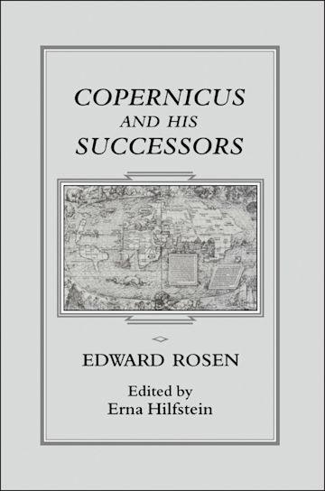 Copernicus and his Successors cover