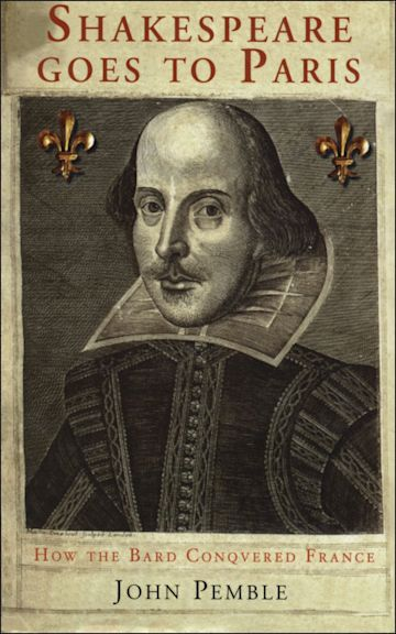 Shakespeare Goes to Paris cover