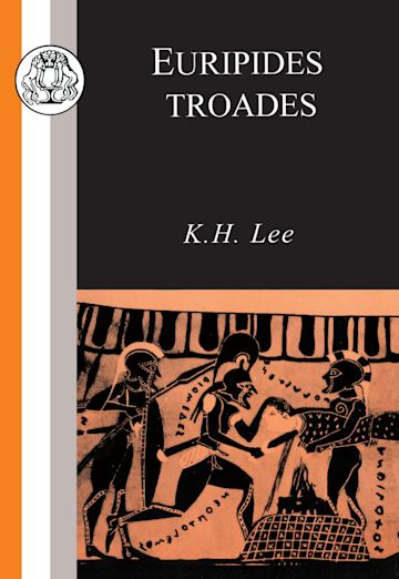Euripides: Troades cover