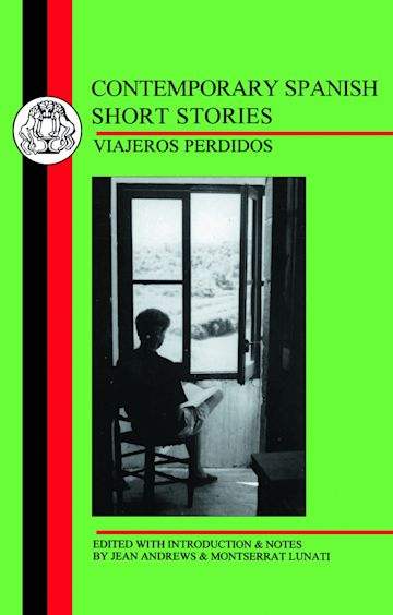 Contemporary Spanish Short Stories cover