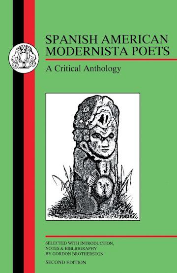 Spanish American Modernista Poets cover
