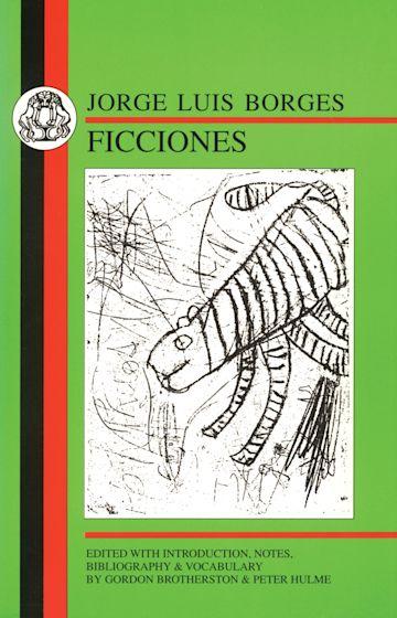 Borges: Ficciones cover