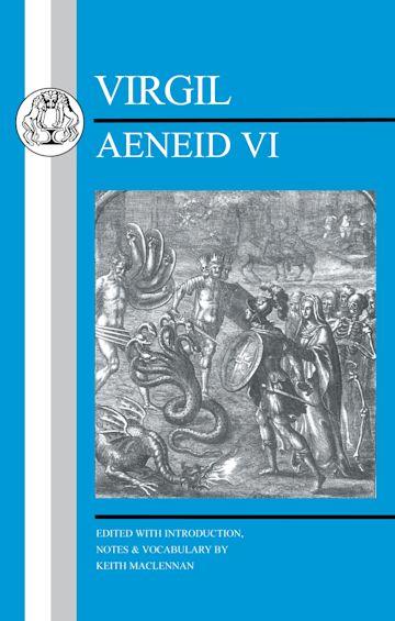 Virgil: Aeneid VI cover