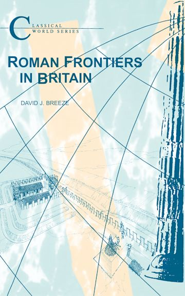 Roman Frontiers in Britain cover