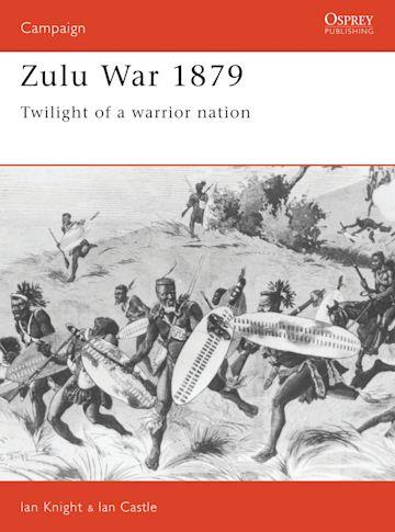 Zulu War 1879 cover