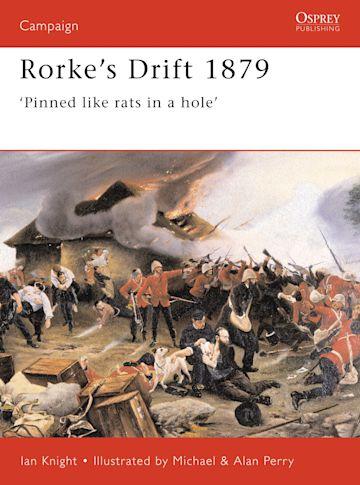 Rorke's Drift 1879 cover