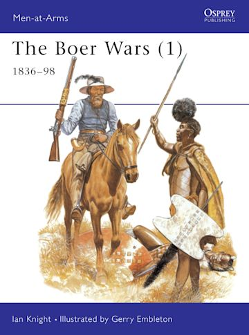 The Boer Wars (1) cover
