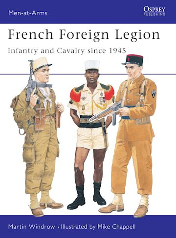 French Foreign Legion cover