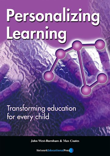 Personalizing Learning cover
