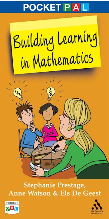 Pocket PAL: Building Learning in Mathematics cover
