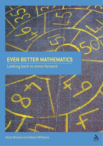 Even Better Mathematics cover