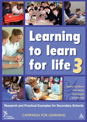 Learning to Learn for Life 3 cover