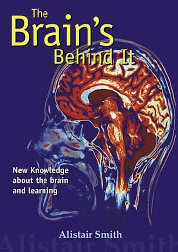The Brain's Behind It cover