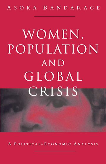 Women, Population and Global Crisis cover