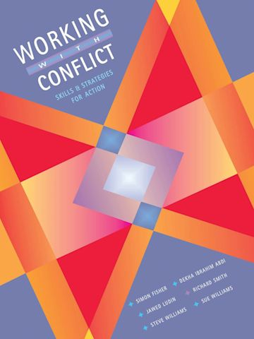 Working with Conflict cover
