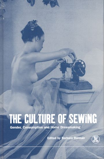 The Culture of Sewing cover