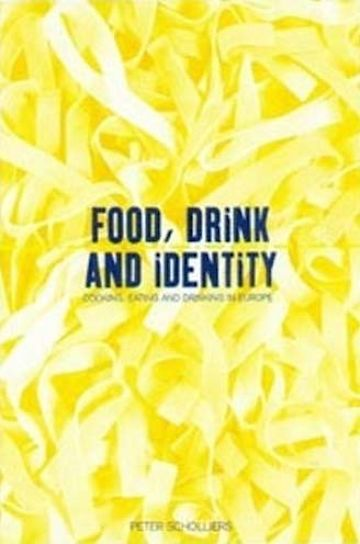 Food, Drink and Identity cover