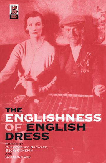The Englishness of English Dress cover
