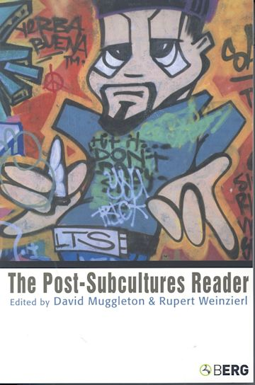 The Post-Subcultures Reader cover
