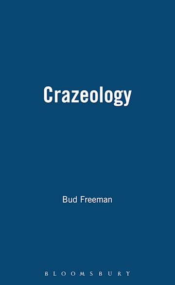 Crazeology cover
