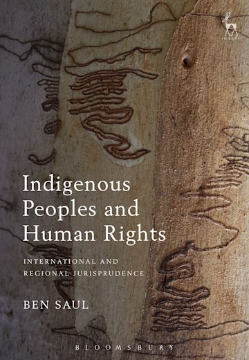 Indigenous Peoples and Human Rights cover