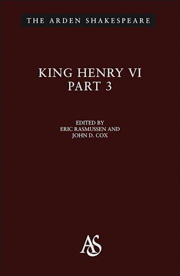 King Henry VI Part 3 cover