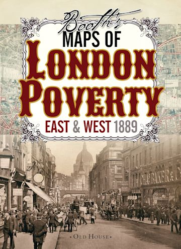 Booth's Maps of London Poverty, 1889 cover