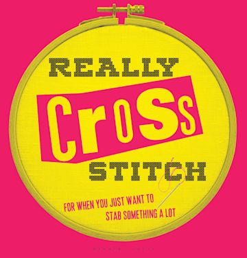 Really Cross Stitch cover