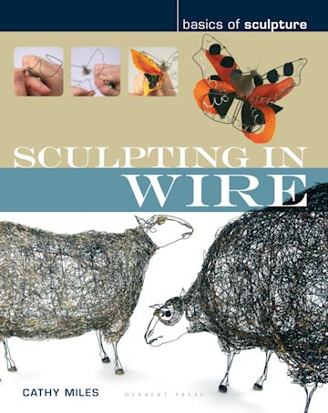 Sculpting in wire cover