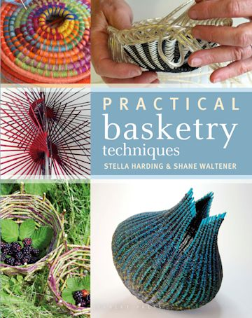 Practical Basketry Techniques cover