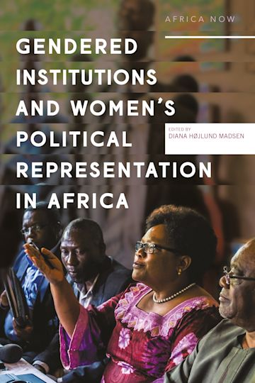 Gendered Institutions and Women's Political Representation in Africa cover
