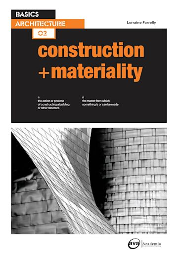 Basics Architecture 02: Construction & Materiality cover