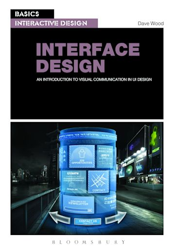 Basics Interactive Design: Interface Design cover