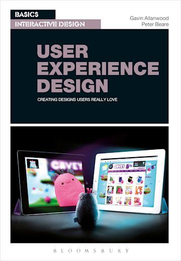 Basics Interactive Design: User Experience Design cover