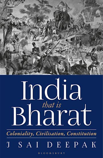 India, that is Bharat cover