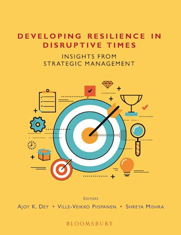 Developing Resilience in Disruptive Times cover