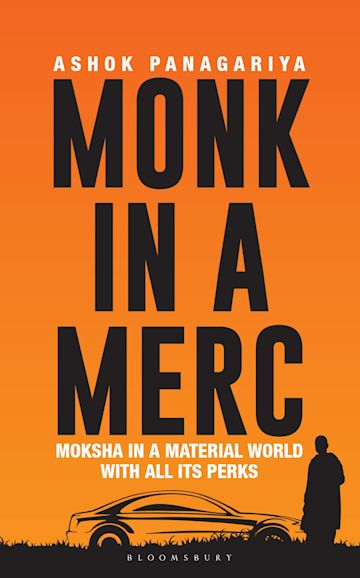 Monk in a Merc cover