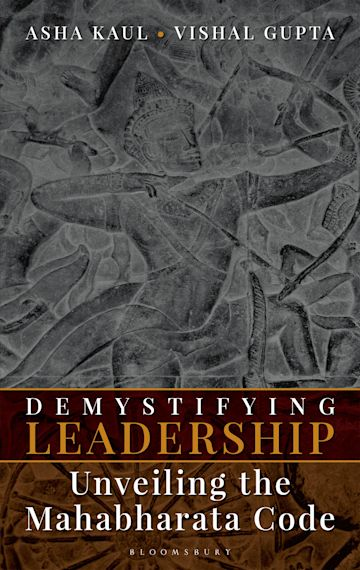 Demystifying Leadership cover