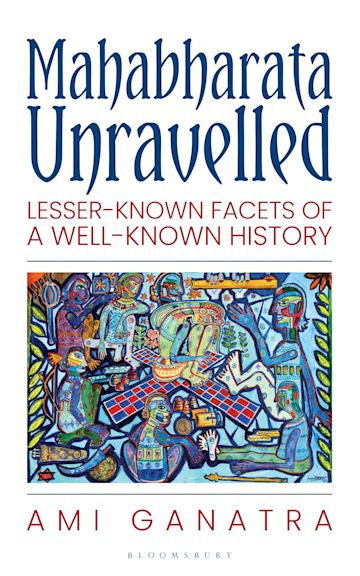 Mahabharata Unravelled cover