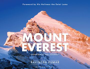 Mount Everest (Coffee Table Book) cover