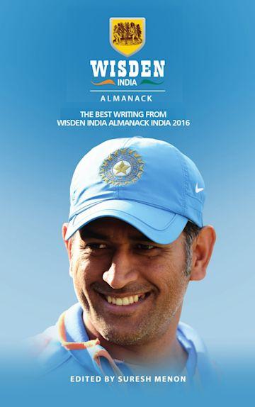 Wisden India Almanack 2016 cover