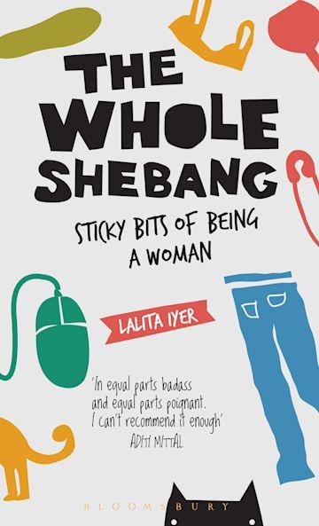 The Whole Shebang cover