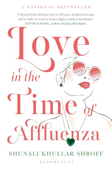 Love in the Time of Affluenza cover