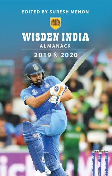 Wisden India Almanack 2019 & 20 cover