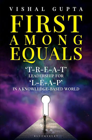 First among Equals cover