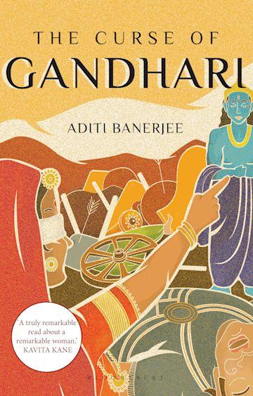 The Curse of Gandhari cover
